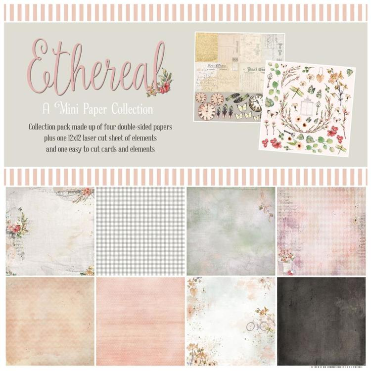 "49 And Market - Collection Pack 12""X12"" - Ethereal"