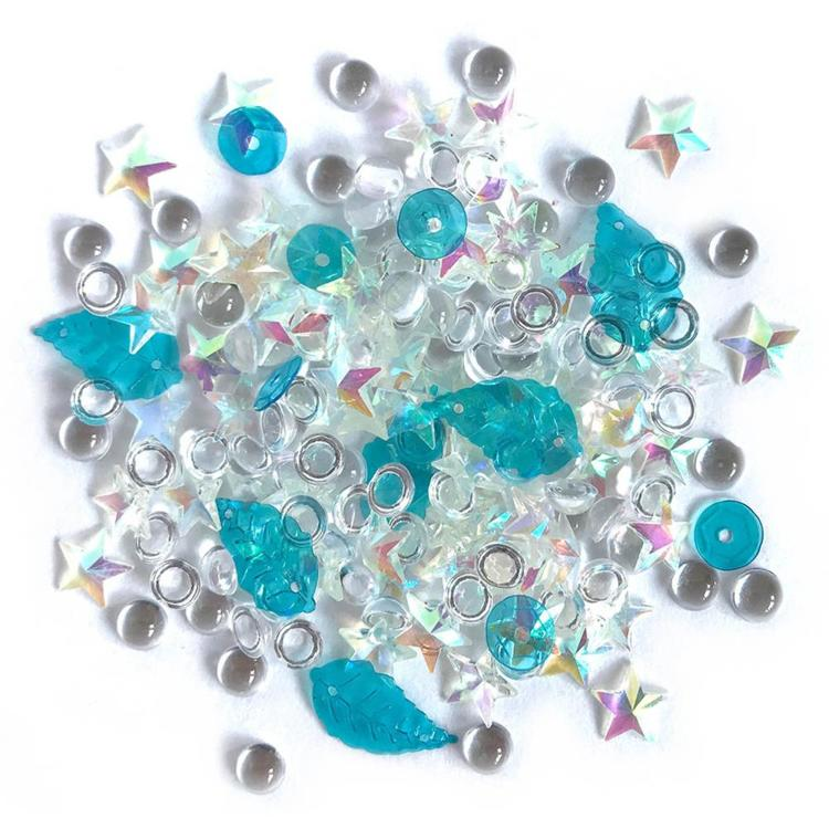 Sparkletz - Embellishment Pack 10g - Salt Water