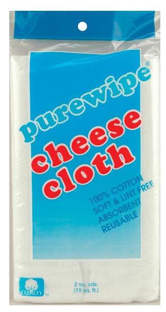 American Fiber Purewipe - Cheesecloth / Kaasdoek