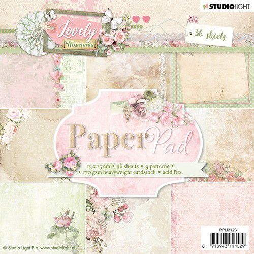 Paperpad Studio Light - Lovely Moments - PPLM123