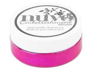 Nuvo - Embellishment Mousse - French Rose