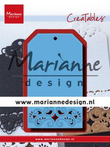 Marianne Design - Creatable - Classic Label