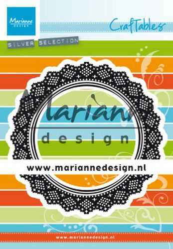 Marianne Design - Craftable - Shaker Doily
