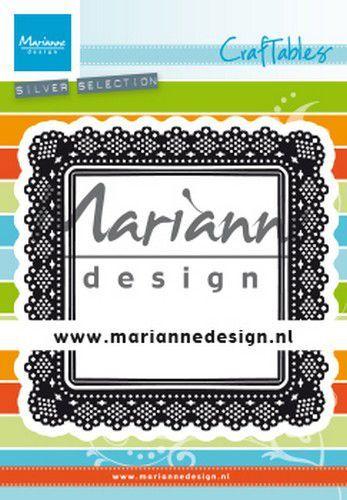 Marianne Design - Craftable - Shaker vierkant 2