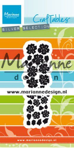 Marianne Design - Craftable - Punch Die: Bloem Sakura