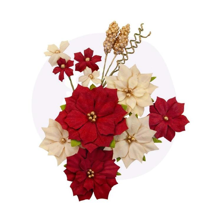 Prima Marketing - Christmas in the Country - Flowers Joyful/Christmas In The Country