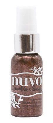 Nuvo - Sparkle Spray - Cocoa Powder