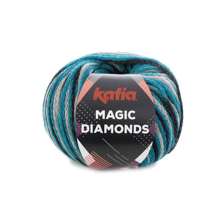 Breiwol Katia - Magic Diamonds - Kleur 59