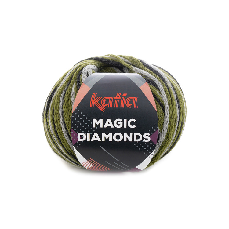 Breiwol Katia - Magic Diamonds - Kleur 60