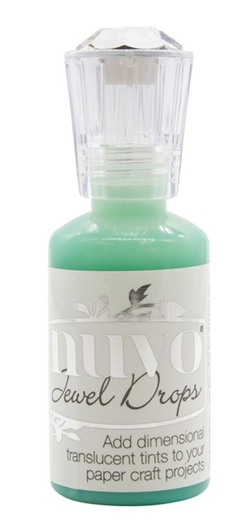 Nuvo - Jewel Drops - Aqua Plains