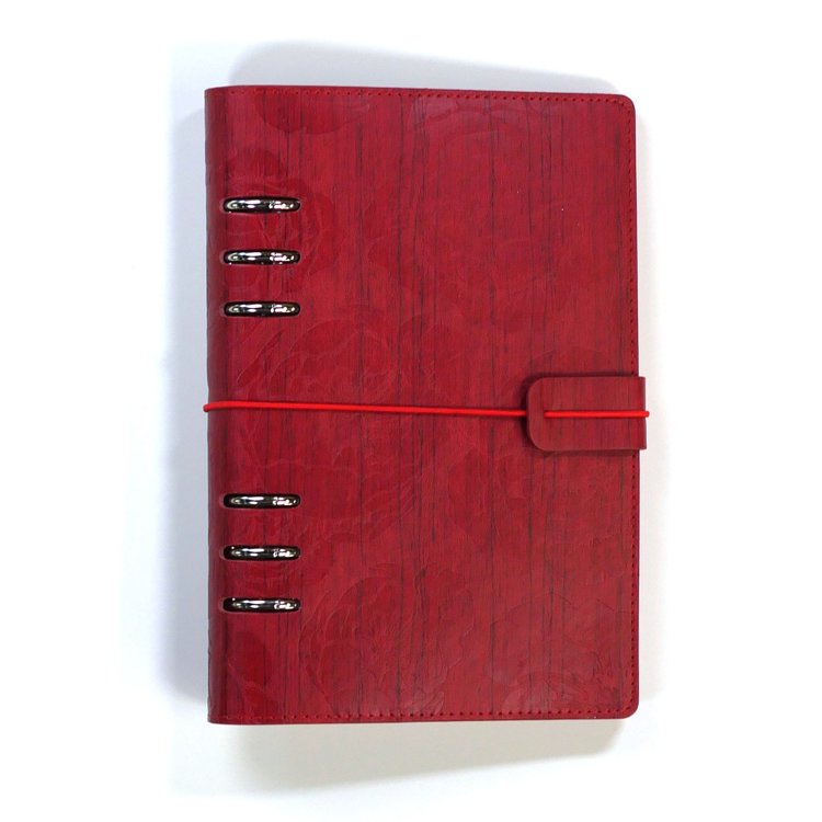 Elizabeth Craft Designs - Planner 6 - Red Rose