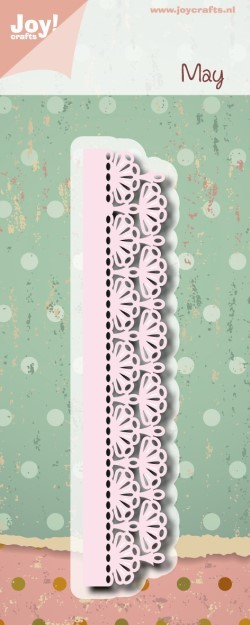 Noor! Design - Cutting mal Vintage border - May