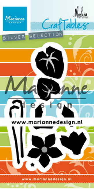 Marianne Design - Craftable - Cyclamen by Marleen