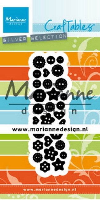Marianne Design - Craftable - Punch Die: Buttons