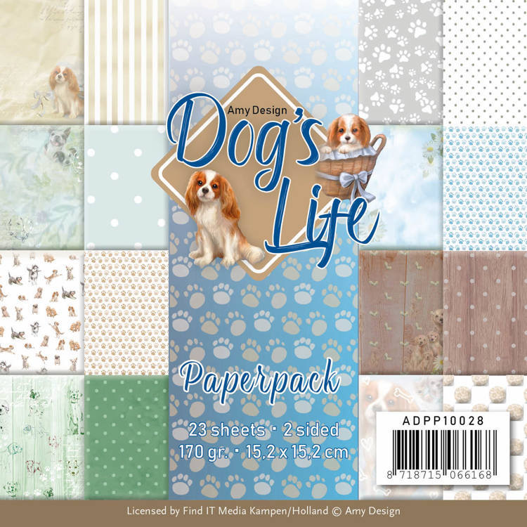 Paperpack - Amy Design - Dog's Life