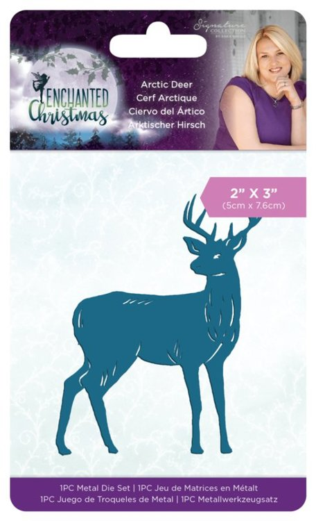 Crafter's Companion - Stansmal - Enchanted Christmas - Arctic Deer
