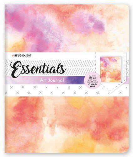 Studio Light - Essentials - Ringband Art Journal 02 (24 x 29 cm)