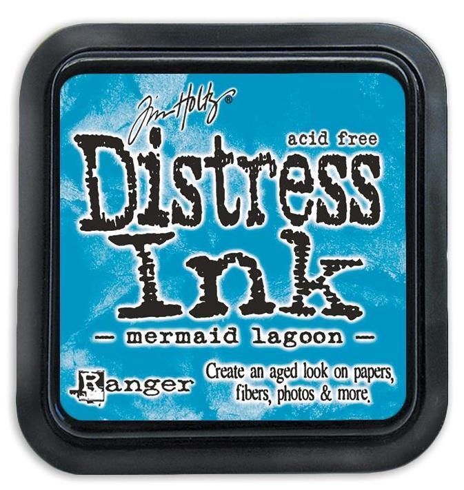 Distress Ink - Mermaid Lagoon