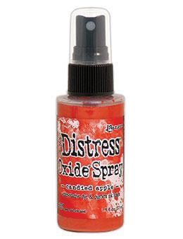 Distress Oxide Spray - Candied Apple