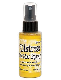 Distress Oxide Spray - Mustard Seed