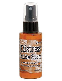 Distress Oxide Spray - Rusty Hinge