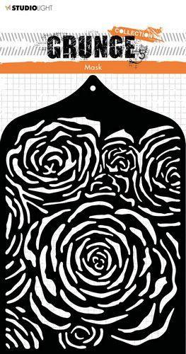 Studio Light - Mask stencil A6 Grunge Collection 3.0 - MASKSL26