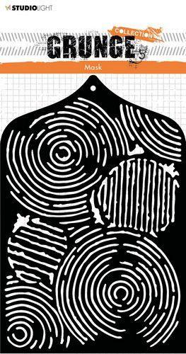 Studio Light - Mask stencil A6 Grunge Collection 3.0 - MASKSL27