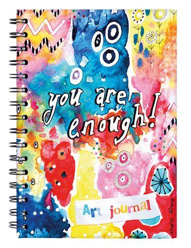 Studio Light - Art by Marlene 4.0 - Ringband Art Journal 06 - 14,8 x 21,0 cm