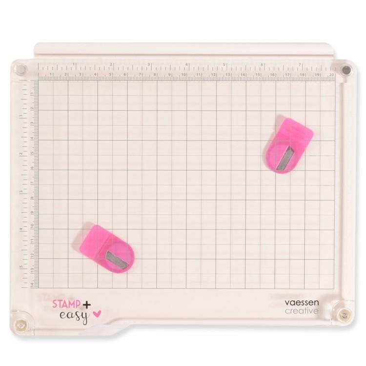 Vaessen Creative - Stamp Easy + Tool - 20x15cm