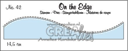 Stansmal Crealies - On The Edge  - no 42