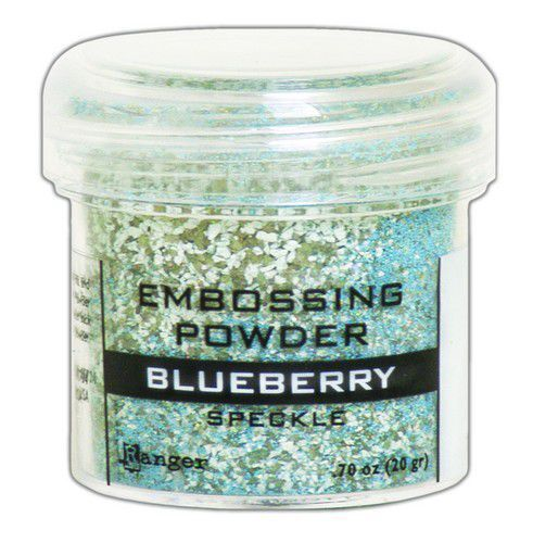 Ranger - Embossing Powder - Speckle - Blueberry