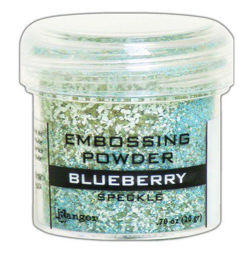 Ranger - Embossing Powder - Speckle - Blueberry