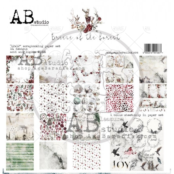 Collection Kit - AB Studio - Breeze of the Forest