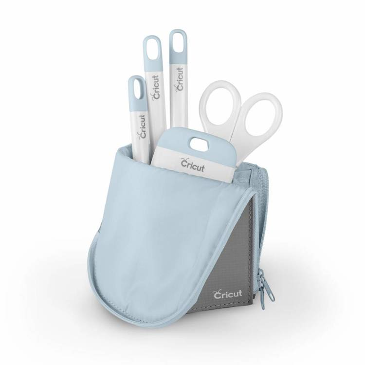 Cricut - Accessory Pouch Blue
