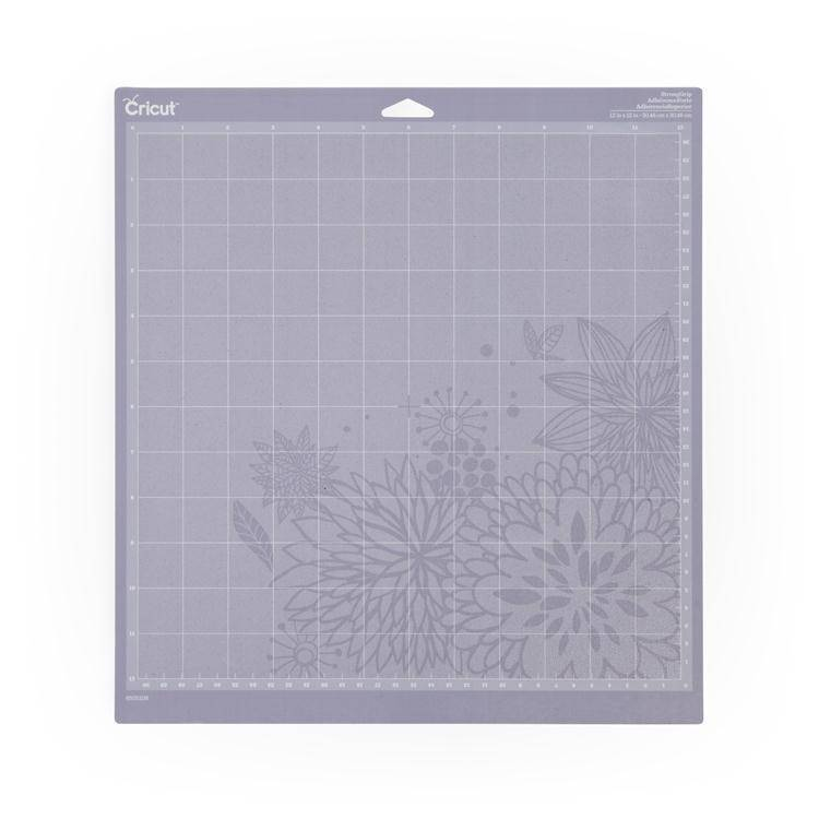 "Cricut - Cutting Mat Strong Grip 12"" x 12"""