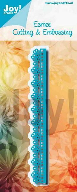 Noor! Design - Blauwe mal - Randmal Esmee