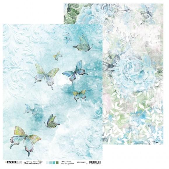 Studio Light - Jenine's Mindful Art Collection - Design papier A4 formaat - 02