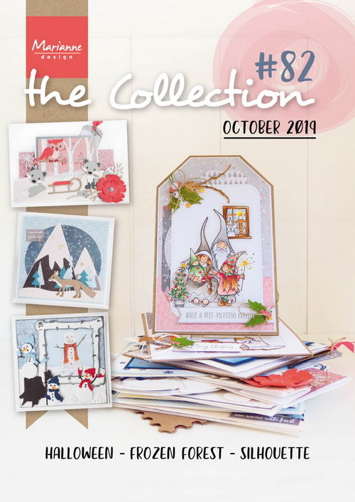 Marianne Design - Tijdschrift The Collection - #82