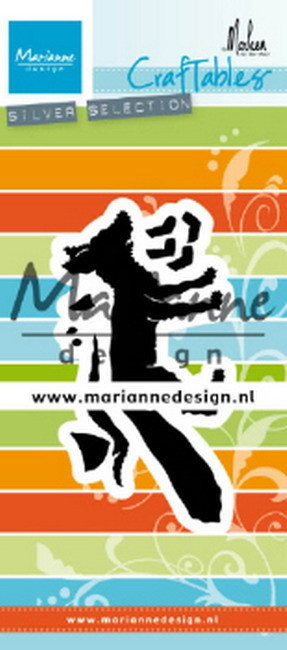 Marianne Design - Craftable - Fox by Marleen