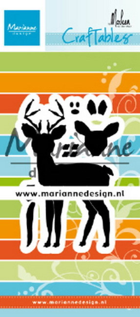 Marianne Design - Craftable - Deer by Marleen