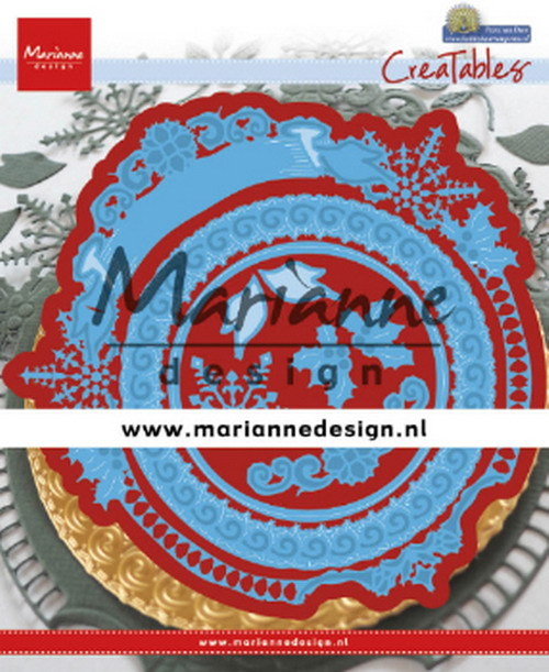 Marianne Design - Creatable - Petra's Winter Circle