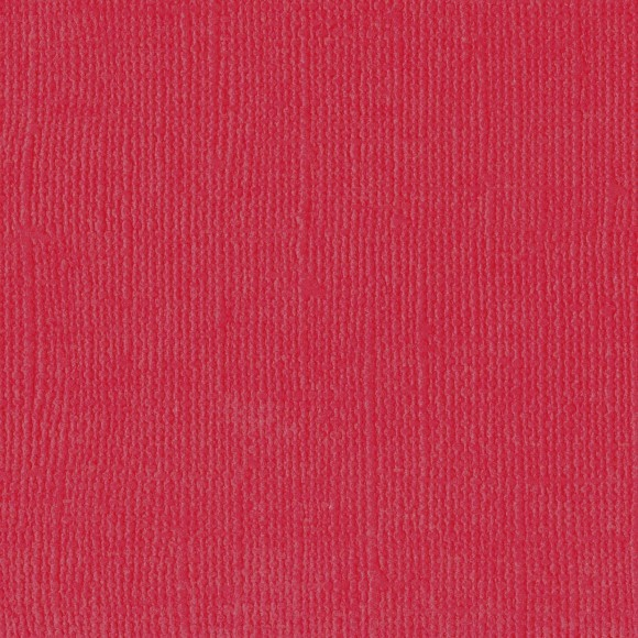 "Florence - Cardstock texture 12x12"" - Ruby (20 vel)"