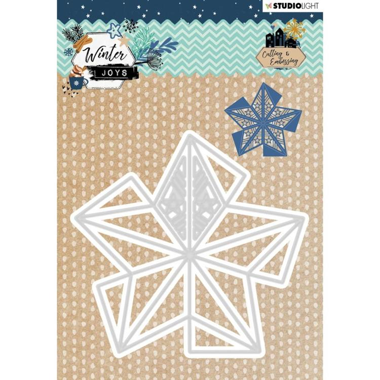 Studio Light - Winter Joys - Embossing Die - Nr 232