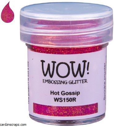 WOW embossing Glitter  - Hot Gossip