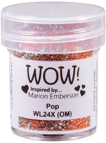 WOW Embossing Powder  - Pop