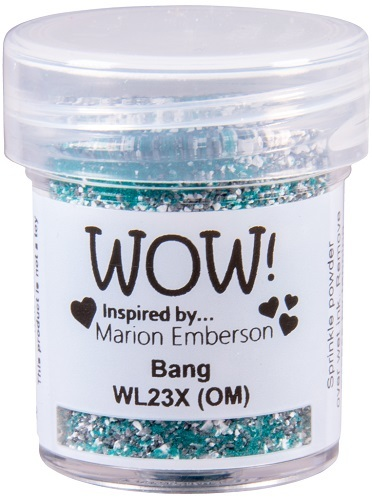 WOW Embossing Powder  - Bang