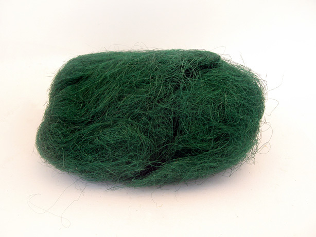 Sisal - 10 gram - Dark Green