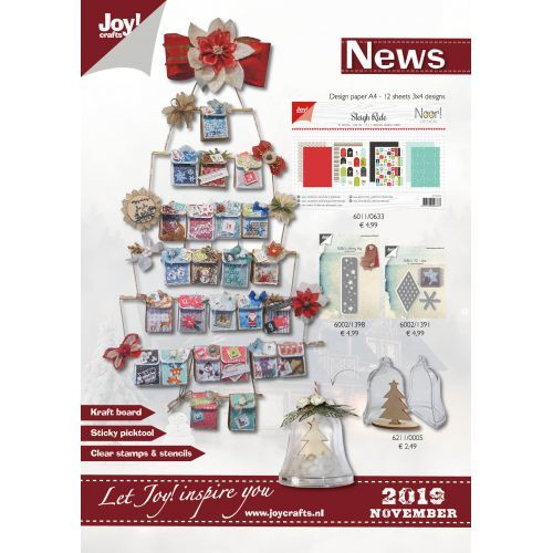 Joy! Crafts - Joy News November 2019