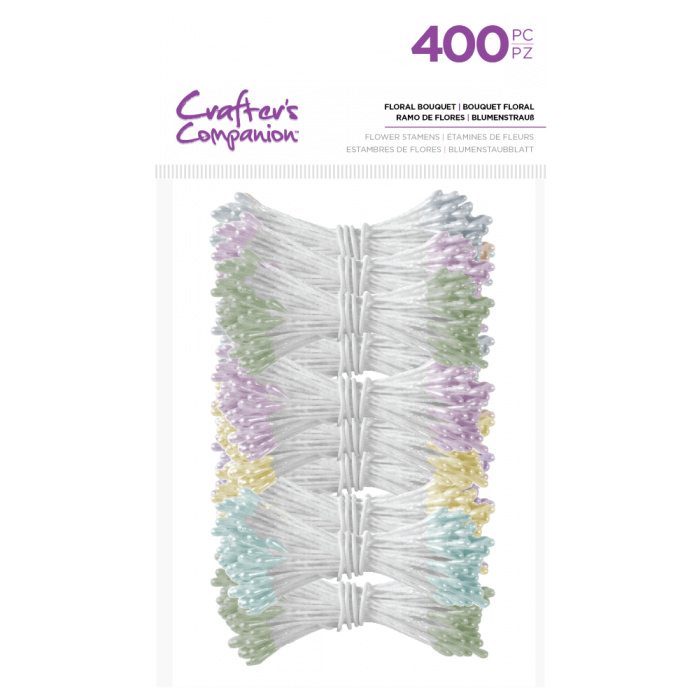 Gemini - Flower Foam Concept - Meeldraden Floral Bouquet (400 stuks)