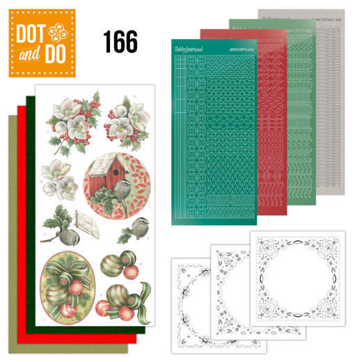 Dot and Do 166 - Christmas Decorations